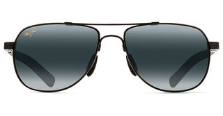 Maui Jim Guardrails 327-02 Neutral GreyGloss Black
