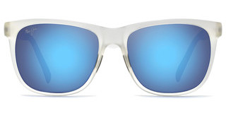 Maui Jim Tail Slide B740-05CM Blue HawaiiFrosted Crystal