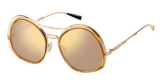 Max Mara MM BRIDGE I C9B/VP GOLD SPHVN HONEY