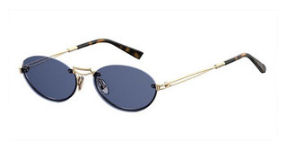 Max Mara MM BRIDGE II 000/KU BLUE AVIOROSE GOLD