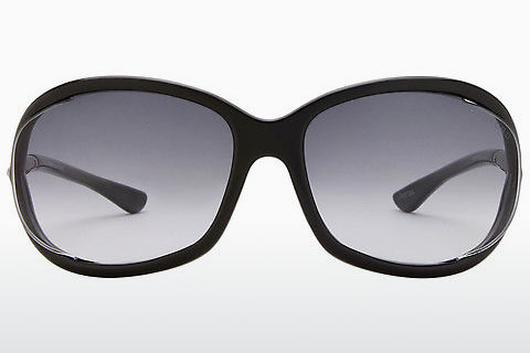 太阳镜 Tom Ford Jennifer (FT0008 01B)
