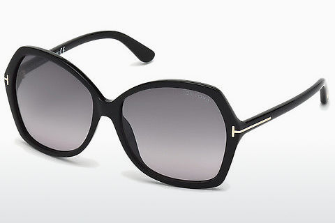 太阳镜 Tom Ford Carola (FT0328 01B)