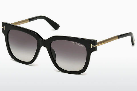 太阳镜 Tom Ford Tracy (FT0436 01B)