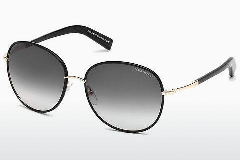 太阳镜 Tom Ford Georgia (FT0498 01B)