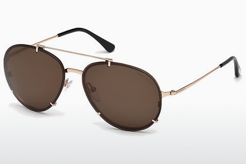 太阳镜 Tom Ford Dickon (FT0527 28F)