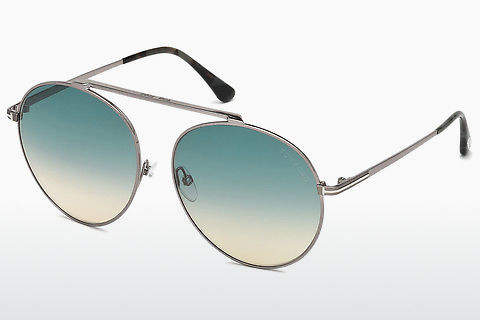 太阳镜 Tom Ford Simone-02 (FT0571 14W)