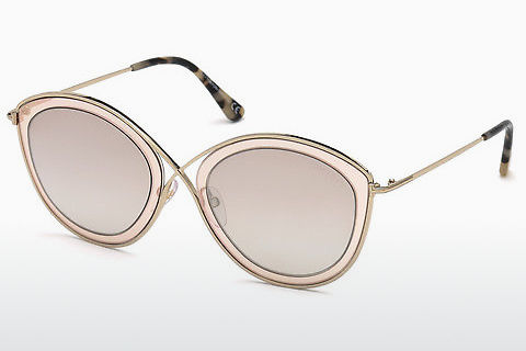 太阳镜 Tom Ford Sascha-02 (FT0604 47G)