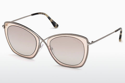 太阳镜 Tom Ford India-02 (FT0605 47G)
