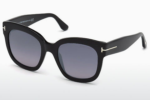 太阳镜 Tom Ford Beatrix-02 (FT0613 01C)