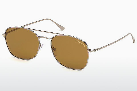 太阳镜 Tom Ford Luca-02 (FT0650 14E)