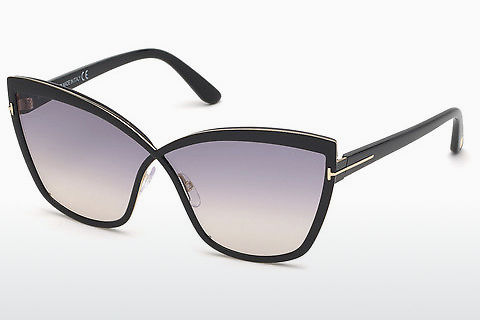 太阳镜 Tom Ford Sandrine-02 (FT0715 01B)