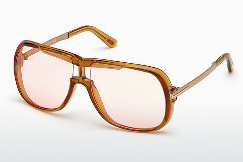 太阳镜 Tom Ford Caine (FT0800 45Y)